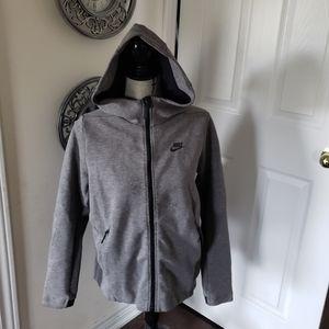 Medium Nike sweater jacket *read